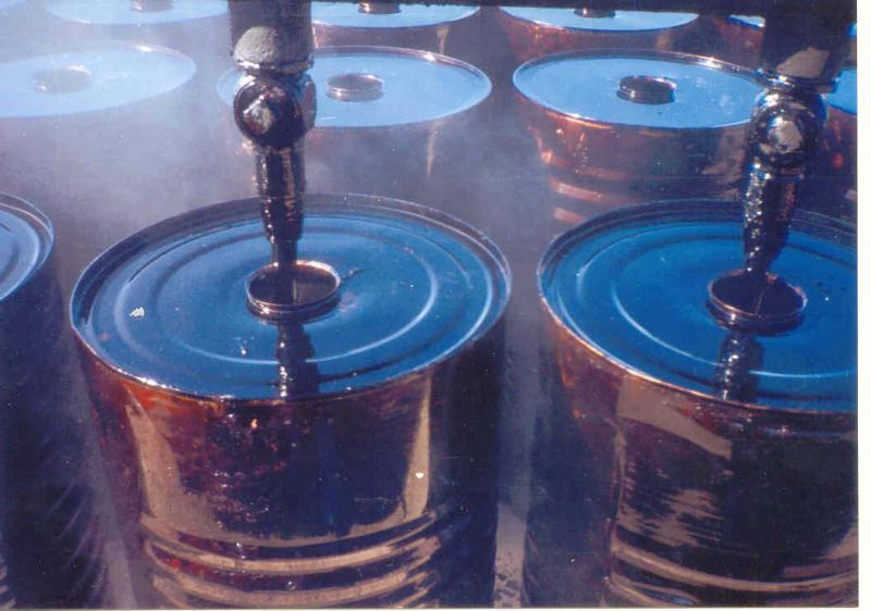 نفت و قیر در ایران